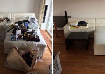 Čisti posli čiščenje stanovanj